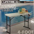 LIFE TIME社製 4-Foot Table #7296