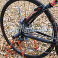 自転車のホイールに好きな画像を表示できる「FTL Bike wheel monitor」