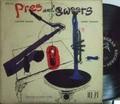 【米Norgran mono】Lester Young & Harry Edison/Pres And Sweets (Oscar Peterson, Herb Ellis, Ray Brown, etc)