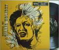 【米Verve mono】Billie Holiday/Recital by Billie Holiday (Flip Phillips, Paul Quinichette,etc)