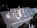 BIGGAME・オリジナルステッカー/Sサイズ