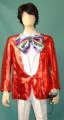 【赤ラメジャケット】 ★あ333