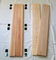 三面用 交換板セット2(鋸目&ノーマルタイプ)