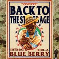 BLUE BERRY / BACK TO THE STONED AGE (side A)  [CDR]