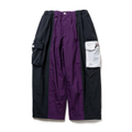 SAMURAI TRACK PANTS  / TIGHTBOOTH×KILLER BONG