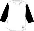 BLACKOPERA-3/4sleeve baseball Tshirts
