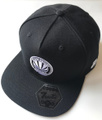 5PANEL-LOGO SNAP BACK CAP