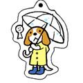 アンブレラマーカー(アクリルストラップ):雨の日キャバ