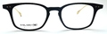 【こだわった作りと洗練されたデザイン】DITA BUCKEYE DRX-2072-D-BLK-GLD-49-AF