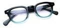 【ジョニー・デップも愛用の1950年代アーネル】TART OPTICAL ARNEL JD-04 005(Blue black green)