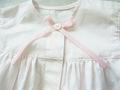 ベビー ドレス/ピンク ドット