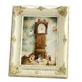 柱時計と妖精たちフォトフレーム