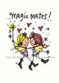 Magic matesポストカード