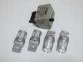 プリウス専用!! ウインカーランプ LED キット/Epistar 2835LED(500LM)ウインカーステルス化タイプ/ZVW30