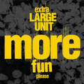 EXTRA LARGE UNIT / More Fun Please (PNL040)