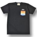 【OG CLASSIX/オージークラシックス】SERAPE POCKET WORLD SIGN TEE【Tシャツ】【7.1oz】【サラペ】【ポケット