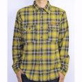 【OG CLASSIX/オージークラシックス】LONG BEACH FLANNEL SHIRTS【フランネルシャツ】【長袖ボタンシャツ】【チェック】