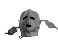 マウスギャグ アイマスク フード 合皮製