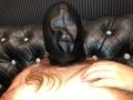 感覚遮断・呼吸制御マスク