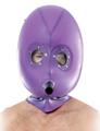 インフレータブルラテックスガスマスク