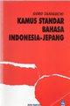 KAMUS STANDAR BAHASA INDONESIA-JEPANG