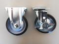 150径ゴム車輪    交換用4輪セット