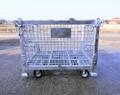 新品クレーン用吊りパレット車輪付 BNP-1012HPC