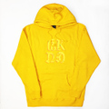 WKND PULLOVER HOOD -CHROME ON- GOLD