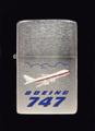 ZIPPO ボーイング 747 1983年