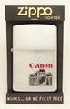 ZIPPO キャノン カメラ 1985年