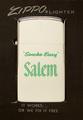ZIPPO セーラム タバコ 1974年