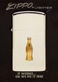 ZIPPO コカコーラ ボトル 1975年