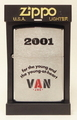 ZIPPO ヴァンヂャケット 2001年