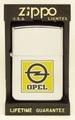 ZIPPO オペル・モーター 1991年
