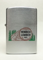 ZIPPO HENRICH LUMBER INC 1954年