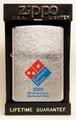 ZIPPO ドミノ・ピザ 2002年