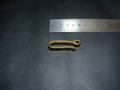 真鍮無垢イモノ釣り針フック(Sサイズ)