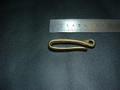 真鍮無垢イモノ釣り針フック(Lサイズ)