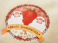 Moff sandwich お買いものエコバッグ(TTP0033)