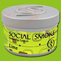 ライム(Lime)  SOCIAL SMOKE ソーシャルスモーク シーシャ フレーバー 50G