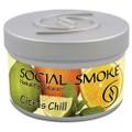 シトラスチル (CITRUS CHILL)  SOCIAL SMOKE ソーシャルスモーク シーシャ フレーバー 50G