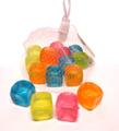 【シーシャ・水タバコ用商品】カラフル シリコン アイス キューブ 001