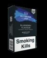 ブルーベリー (Blueberry) アルファーヘル ALFAKHER シーシャ・水タバコ用フレーバー 50g