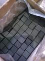 Al-salam シーシャ ココナッツ 炭 Lサイズ(540個)x10個
