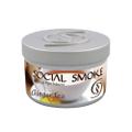 ジンジャー ティー (GINGER TEA)  SOCIAL SMOKE ソーシャルスモーク シーシャ フレーバー 100G