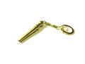 メタル 真鍮 水タバコ・シーシャ用マウスピース キーチェーン brass metal mouthpiece KeyChain-001