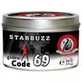 CODE 69 - Starbuzz 水たばこ シーシャ フレーバー 100g