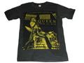 クイーン Queen Live in Rio ロックバンドTシャツ