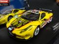 """Carrera 1/32 スロットカー  27399◆Ferrari 458 Italia GT2   #66 """"JMW Motorsports""""   最新商品!★お奨めNewモデル! 入荷完了。"""