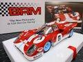 "BRM 1/24 スロットカー  BRM-040 ◆Ferrari 512M ""Camel Filters"" #6 /Corrado Manfredini & Giancarlo Gagliardi  24H LeMans 1971 Limited Edition BRMの最新モデルが入荷しました!★1/24ビックスケール!カッコ良すぎてえらいこっちゃ~!!"